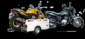Carretinha para Moto reboque 1 Motocicleta