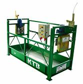 BF representações tem Os Andaimes Suspensos Elétricos KTB foram projetados para facilitar o acesso para trabalho em fachadas, podendo ser utilizado para as mais diversas fases da obra.