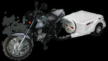 Carretinha para Moto