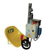 BF representações tem A KTB Equipamentos, mais uma vez inovando, traz a cadeirinha elétrica KTB, tecnologia própria para facilitar ainda mais os trabalhos em altura, proporcionando mais conforto.