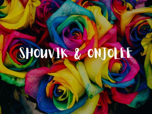 Shouvik & ONJOLEE - intimate affair