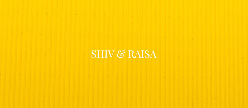 Shiv & Raisa's -wedding photos highlight their ethereal journey from an arranged set up 2 real love.
