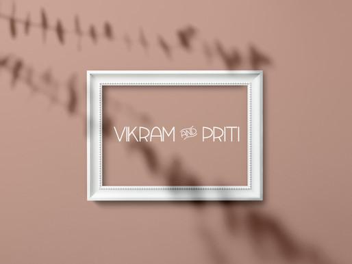 VIKRAM & PRITI