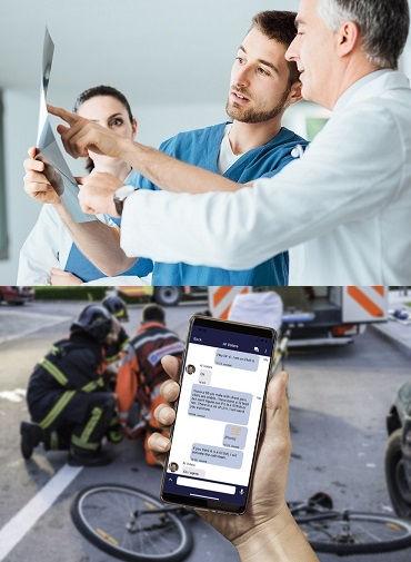 Great Lakes Informatics | Backline Emergency Mobile Messaging App