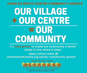 CHARLES BOOTH CENTRE COMMUNITY GRANTS.pn