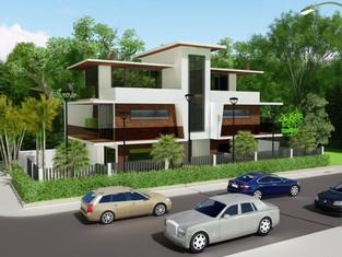 Modern Home Concept