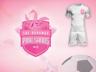 Pink Sands Logo Concept