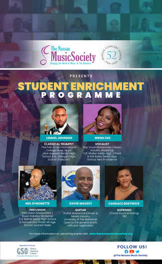 NMS Student Enrichment Flyer 2020-2021