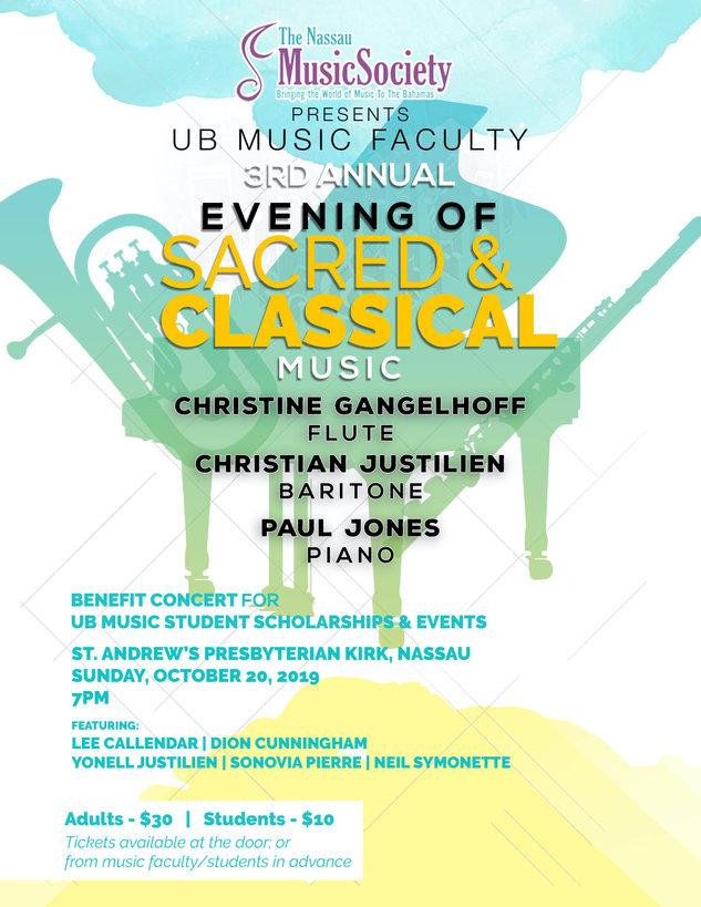 UB Faculty Recital