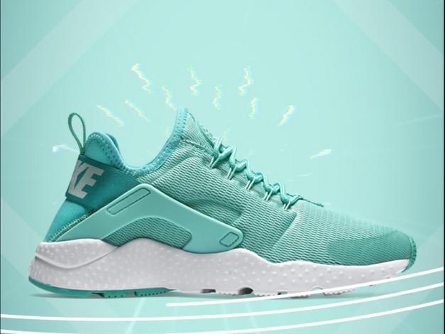 Nike Spec Social Media Ad Story Animation