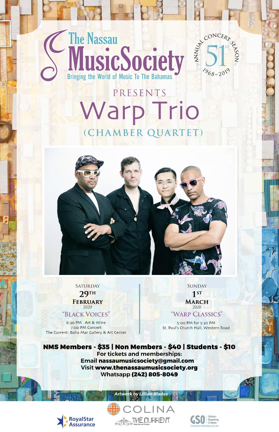 Warp Trio