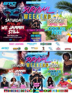 Survival Weekend 2017
