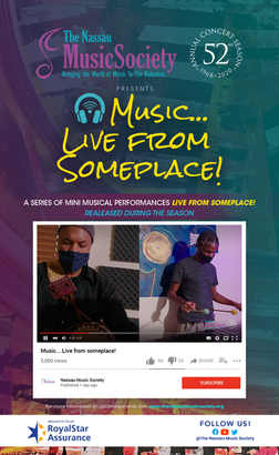 Music Live From Someplace 2020-2021