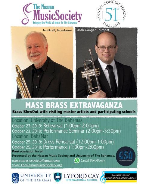 Mass Brass Extravaganza