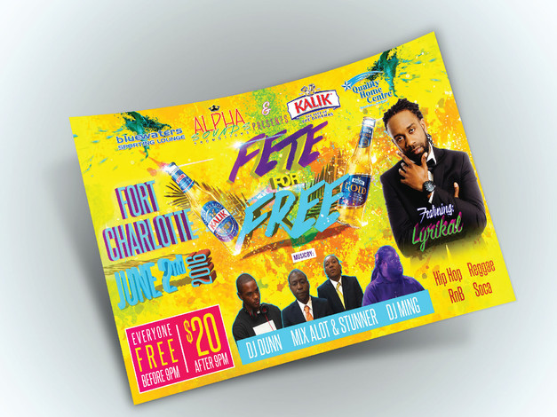 Fete for Free