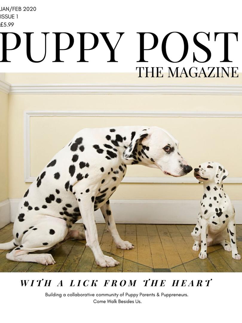 Puppy Post Issue 1 - Jan -Feb 2020