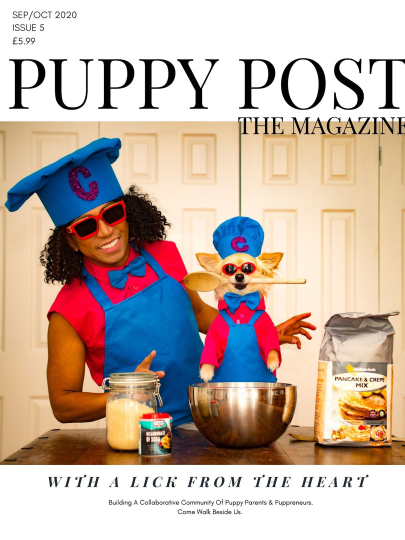 Puppy Post The Magazine Issue 5 - Sep/Oct 2020