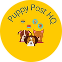 Puppy Post The Market