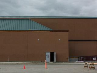 Mall: Exterior Wall Monitoring
