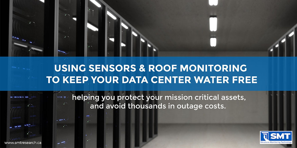 Roof Monitoring for Data Centers