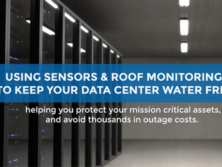 How to keep your Mission Critical assets water free, and avoid thousands in outage costs