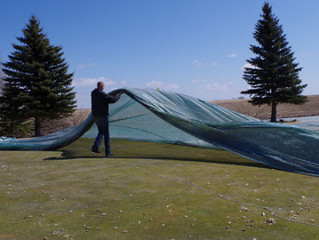Red River College: Golf Course Monitoring