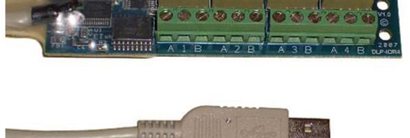 BiG USB Relay Interface
