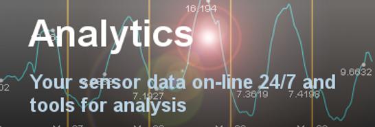 Analytics: Monitoring Center