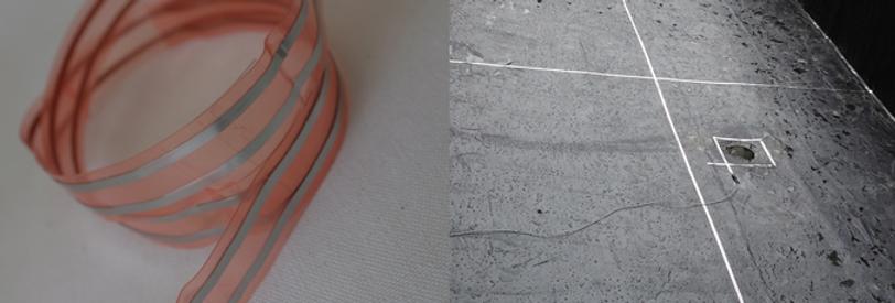 Moisture Detection Sensor (MDS) 300 foot roll