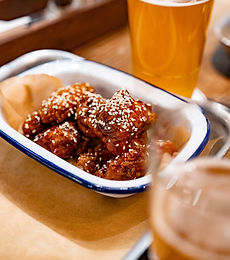 Sesame tofu I