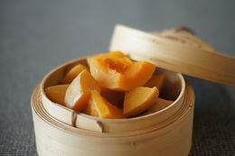 Kabocha no Nimono (Simmered Pumpkin) M