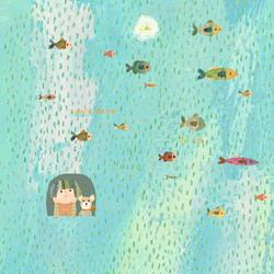 雨とさかな