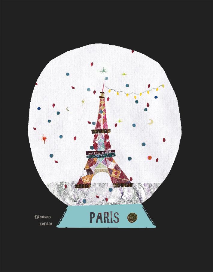 snow ball PARIS