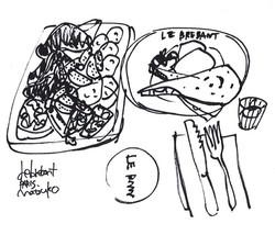 053ある日の晩餐