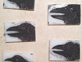 Five Ravens in Five Minutes Each