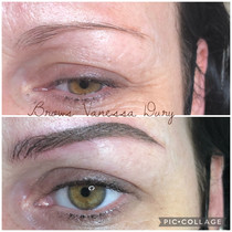 make up, vanessa dury, beauty derm