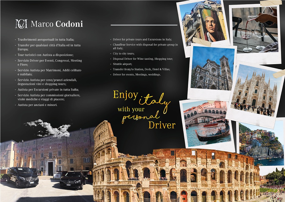 #Private #tour in #Italy with #CodoniDriver your #Chauffeur in #MercedesV #Mercedeswithdriverinitaly #MercedeswithDriver #rentalcarwithdriver