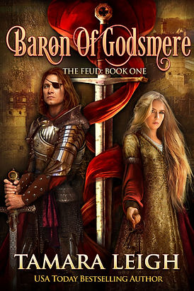 Baron of Godsmere (Book 1 in The Feud series)