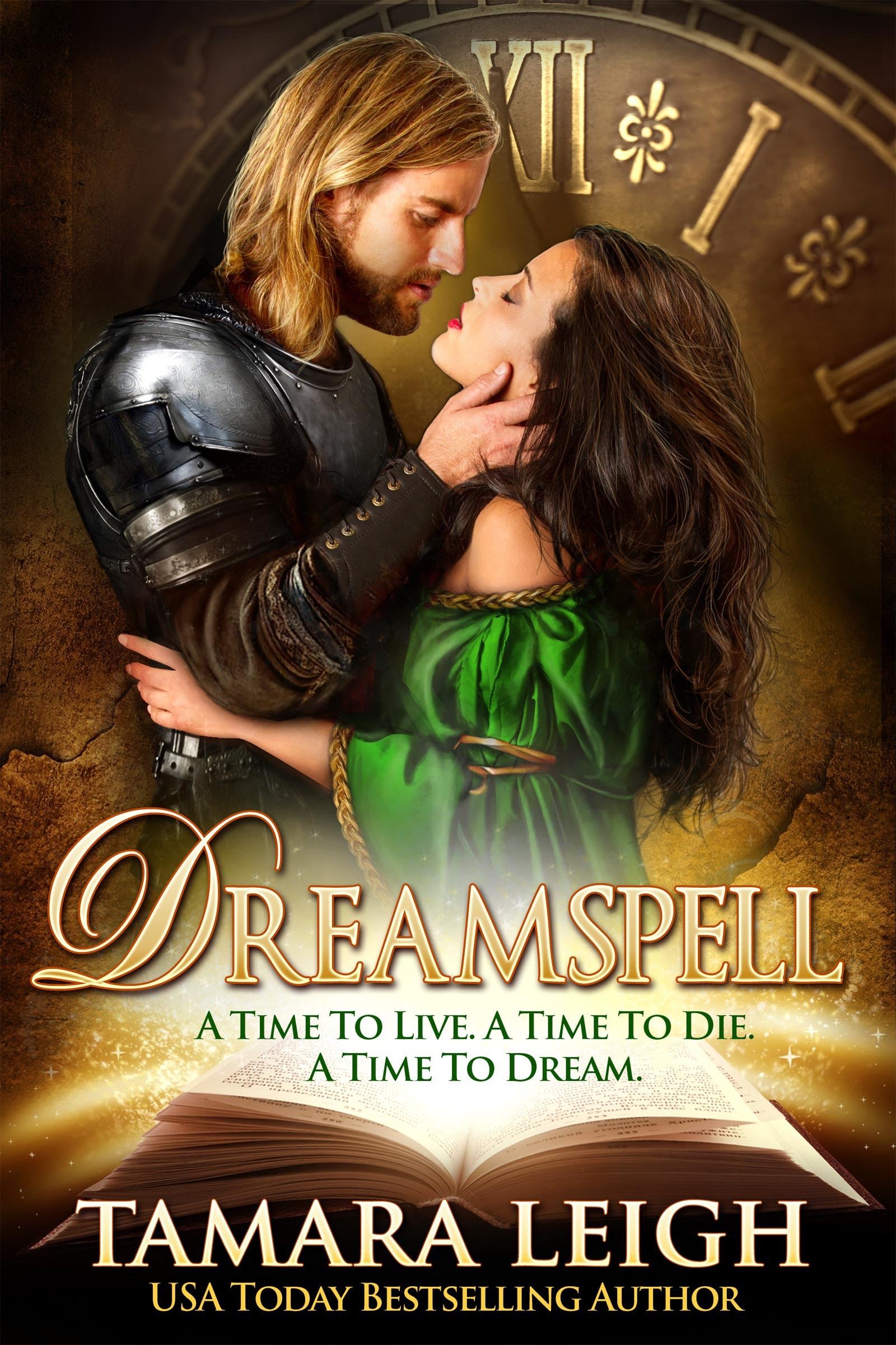 Dreamspell: A Medieval Time Travel R
