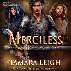 Merciless_ A Medieval Romance Audiobook