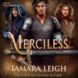 Merciless: A Medieval Romance Audiobook