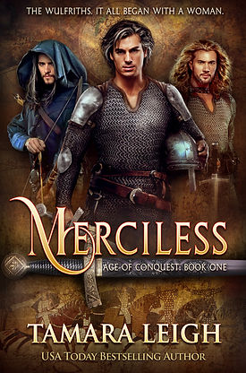 Merciless_ A Medieval Romance