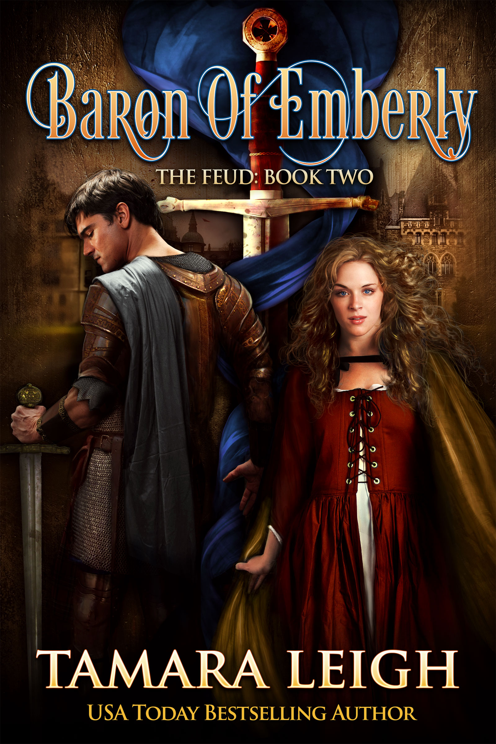 Baron Of Emberly: A Medieval Romance