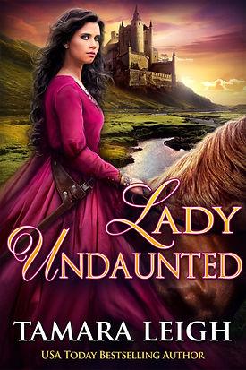 Lady Undaunted: A Medieval Romance