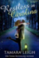 Restless In Carolina: Book 3 (Southern Discomfort)