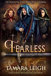 FEARLESS_ Book Two (Age of Conquest)