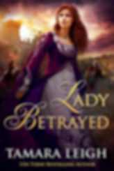 Lady Betrayed: A Medieval Romance