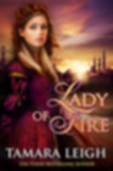 Lady Of Fire: A Medieval Romance