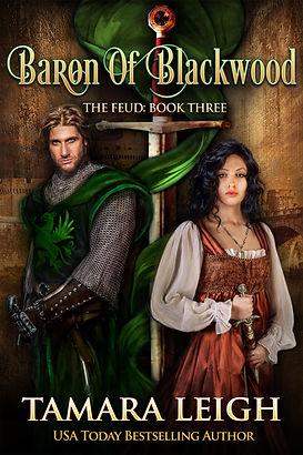 Baron of Blackwood: Book 3 (The Feud series)