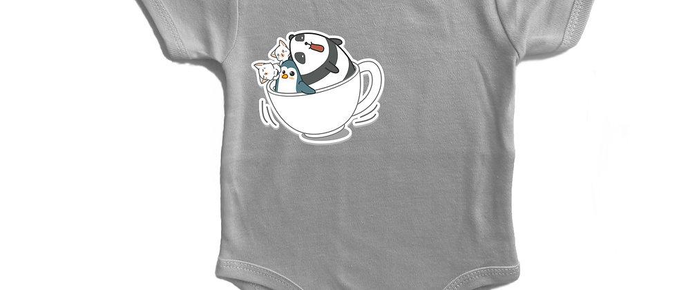 בגד גוף הפסקת קפה